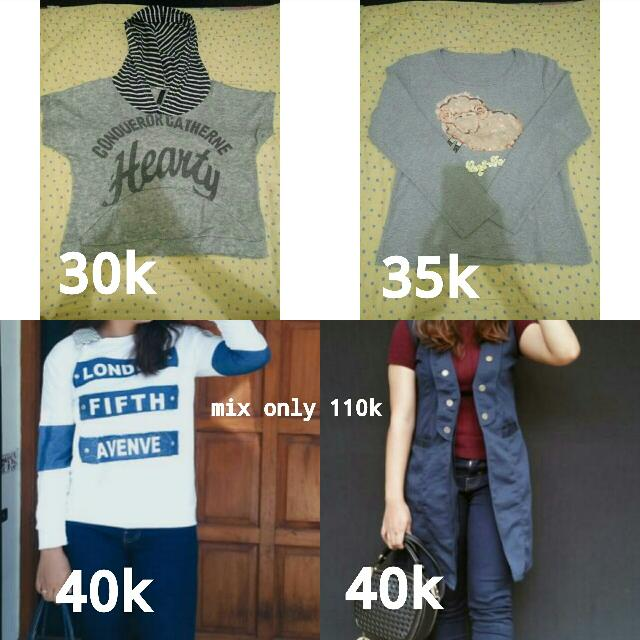 Mix only 110k!! grab fast!