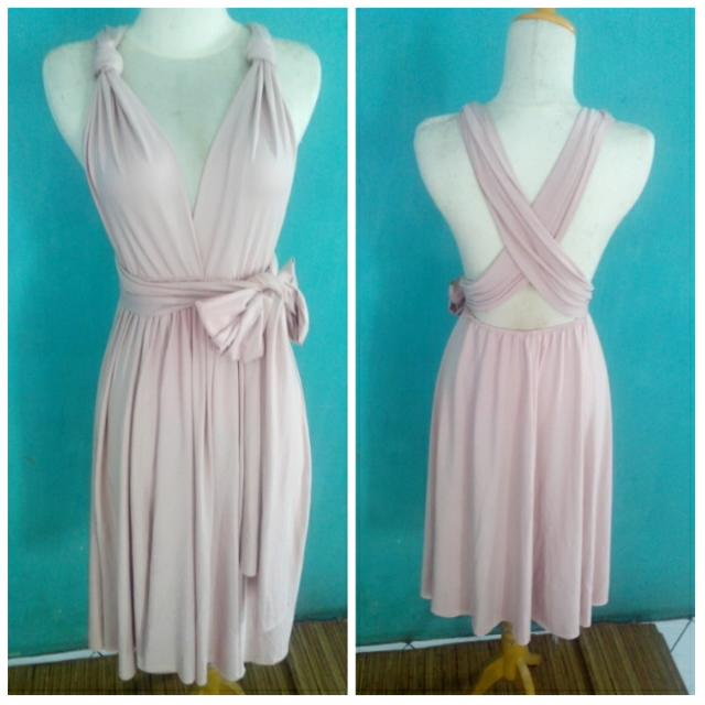 Multistyle Dress