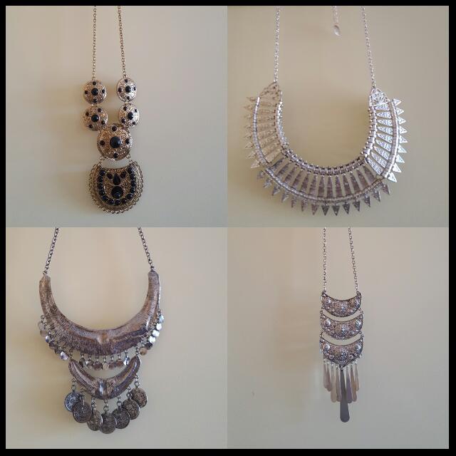 Necklaces - Boho Assorted