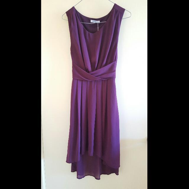 NEW Dress - Oxblood Valleygirl - Size 8