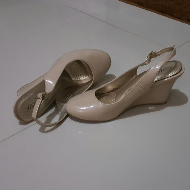 Nude Shoes From Payless