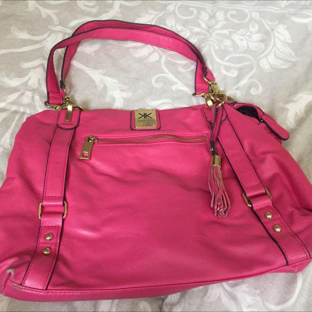 Pink Kardashian Bag