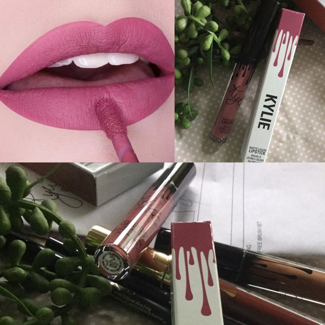 💎POSIE K Kylie -  Cosmetic Liquid Lipstick ( Authentic)