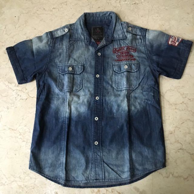 Preloved Guess Boy's Shirt