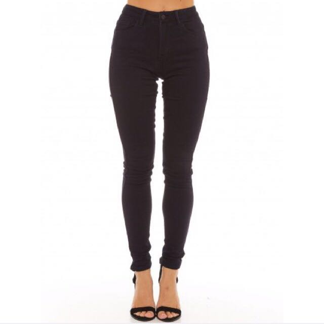*PRICE DROP* Lee Mid Licks Indigo Skinny Jeans