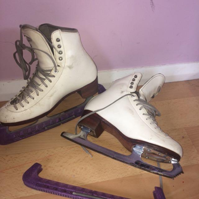 Riedell Ice Skates