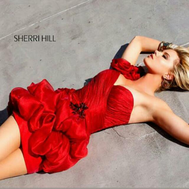 Sheri Hill 2330 Party Dress