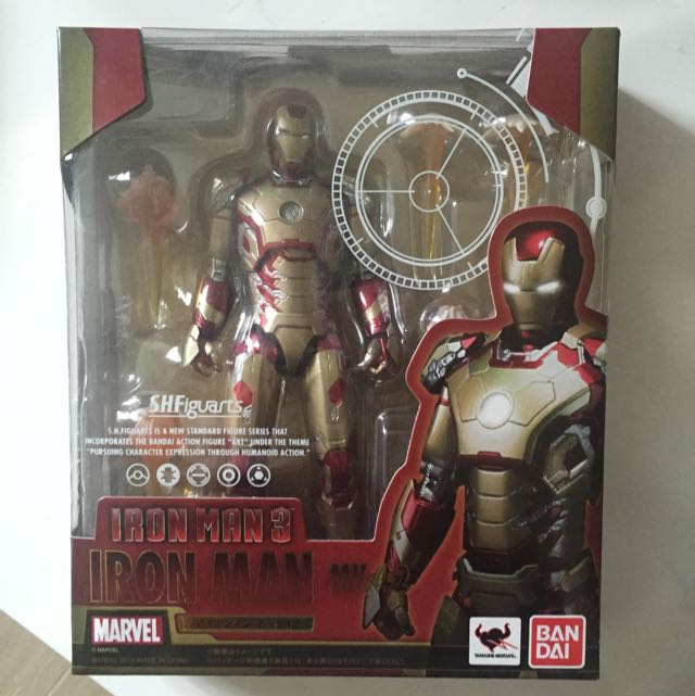 Case Iron Man for Xiaomi Mi4c Robot Transformer Ironman Limited Silver 3. Source · SHF