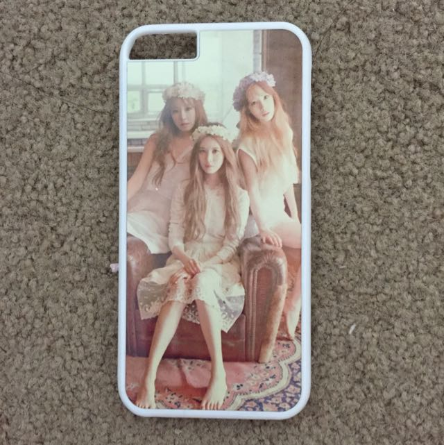 SNSD-TTS iPhone 6 Cover