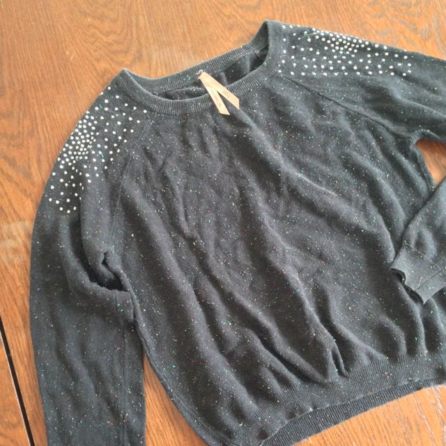 Speckled/sparkly Ally Jumper [S]
