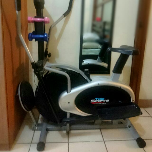 Sport Time Stationary Bike
