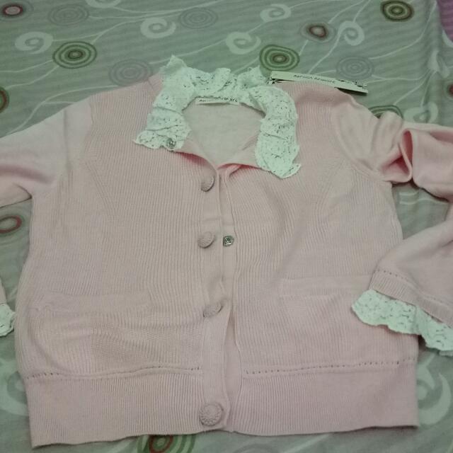 Sweater Soft Pink