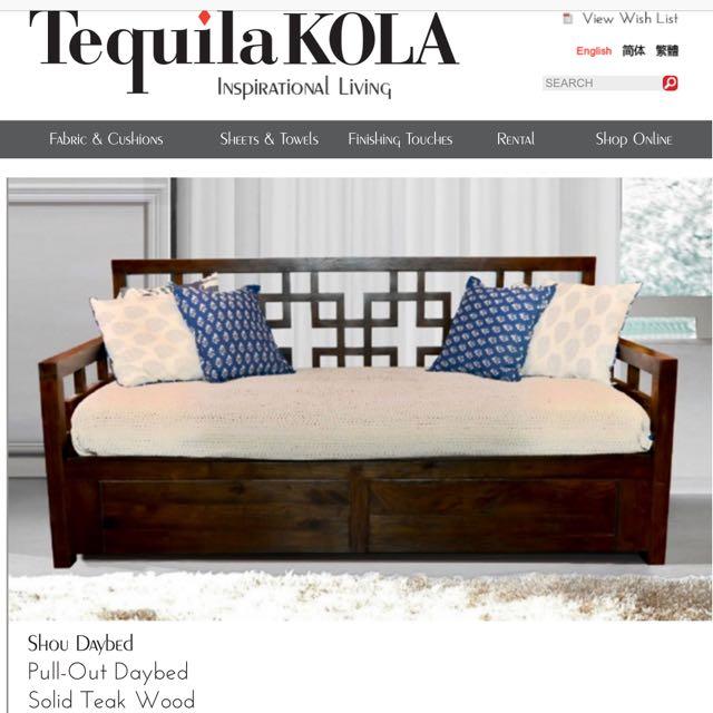 Tequila Kola Bed
