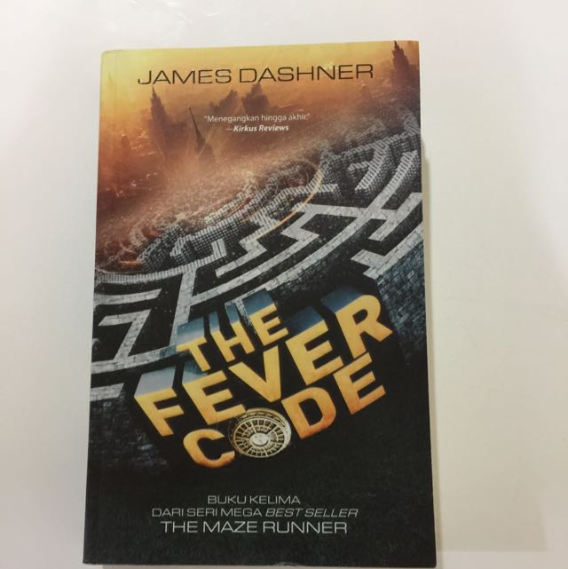 The Fever Code - Book 5 The Maze Runner