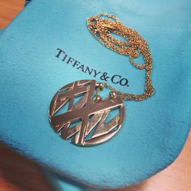 Tiffany & Co.  Atlas系列項鏈