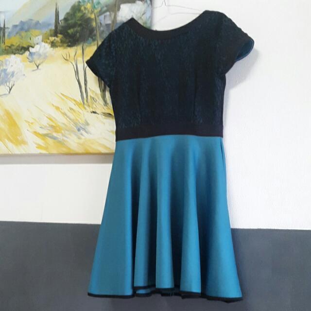 Tosca brokat dress