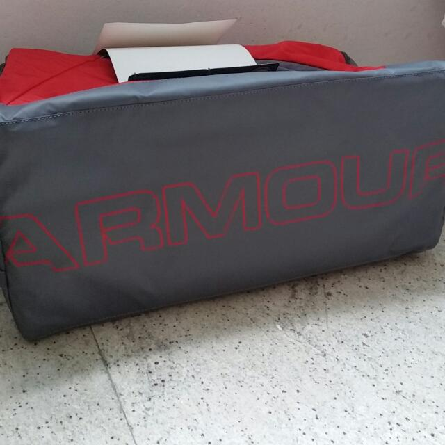 Under Armour Virgin Active Backpack Duffel 2a3a494968634