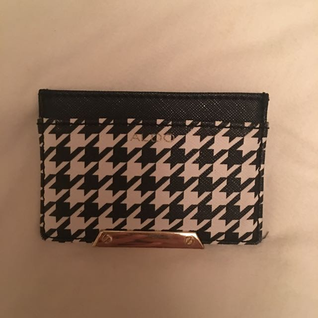 Used Aldo Card Holder