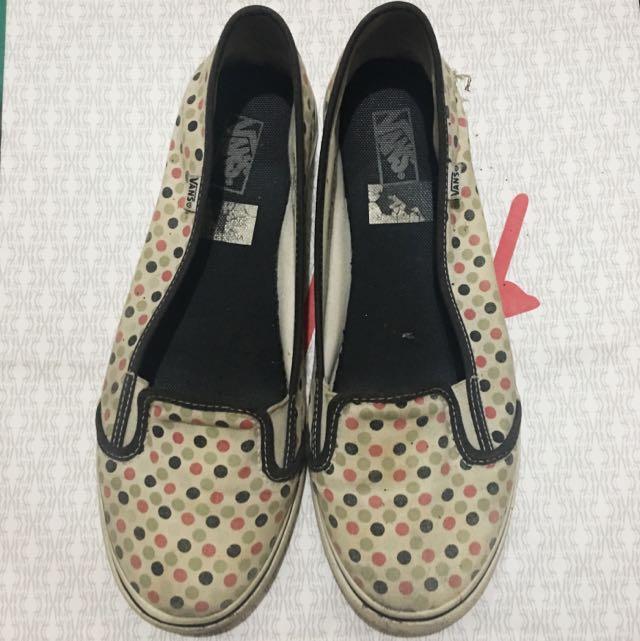 Vans Polka Shoes