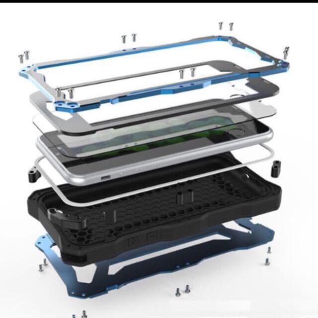 Waterproof case for iphone 6+/6s Plus