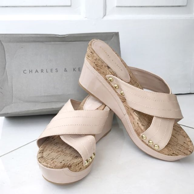 Wedges Charles & Keith Ori