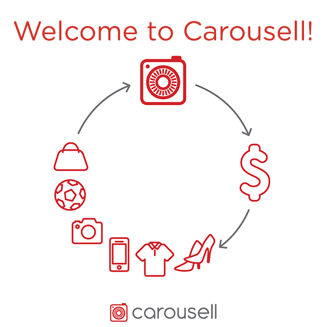Welcome to Carousell!