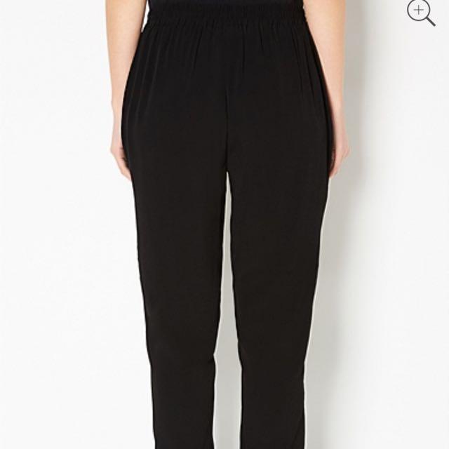 Witchery Summer Drape Pant Size 8