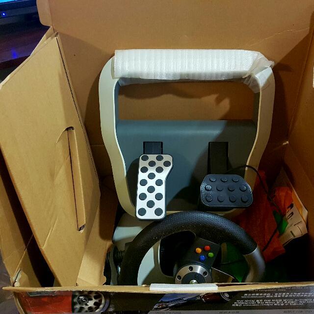 Xbox 360 方向盤