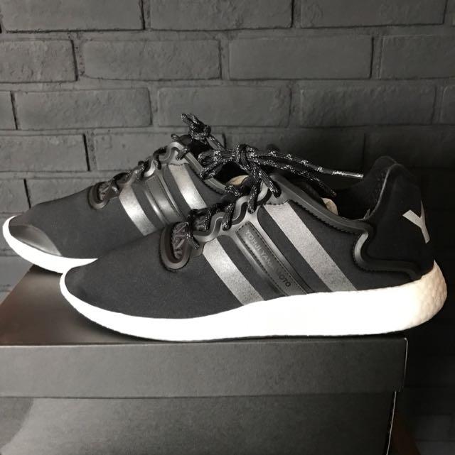 08b50f4e4252 Y-3 Yohji Run Black Reflective 3m Brand New   Adidas Nmd Boost Yeezy ...