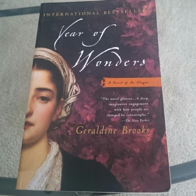 Year Of Wonders - Geraldine Brooks