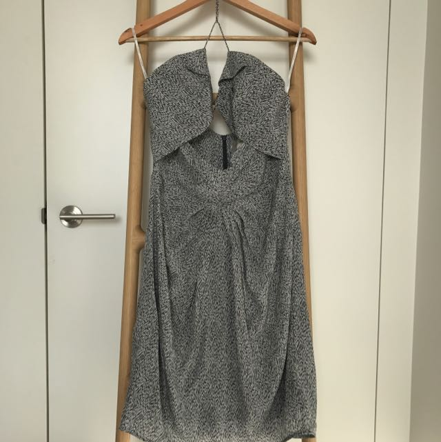 Zimmermann Silk Dress SZ 2 Fits 10
