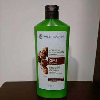 Yves Rocher 葉露芝(伊夫•黎雪)可可巴滋養修護洗髮乳