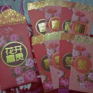 red packets ang pow