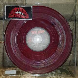 "Rocky Horror Picture Show - Time Warp RSD 10"" Red Colour Vinyl"