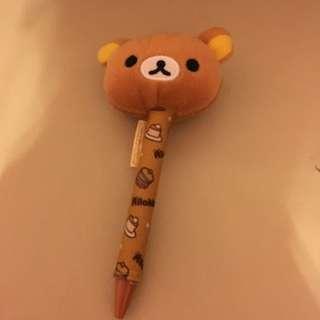 拉拉熊原子筆