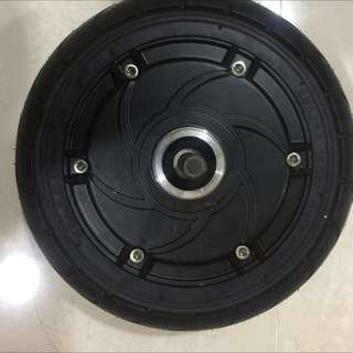 Brand New E-scooter Rear Tubeless Tyre