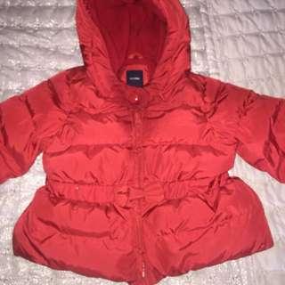 Baby Gap Puffer Coat 6-12 Months