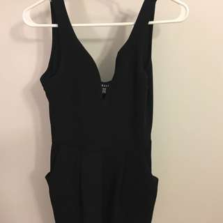 Sirens Jumpsuit Size Medium
