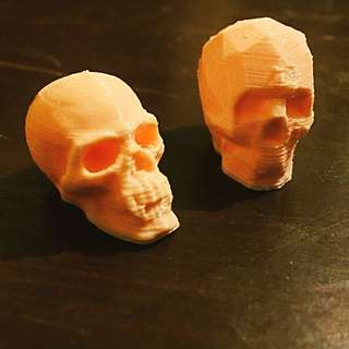 Mini Skull Decor/display/tou