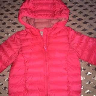 Gap Baby Light Puffer Coat 12-18 Months