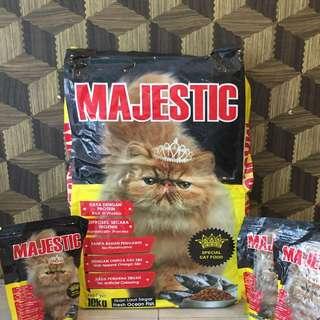 cat food MAJESTIC