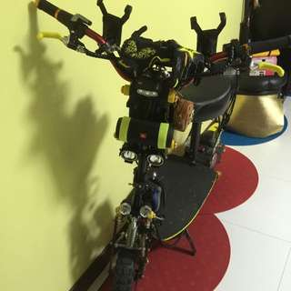 60v 2000w EVO Scooter For Sale