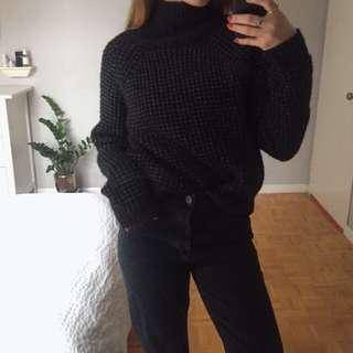 Wilfred (Aritzia) Wool Turtleneck Sweater