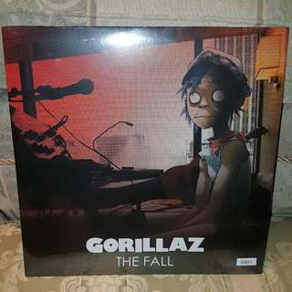 Gorillaz - The Fall RSD Limited Edition Vinyl Record