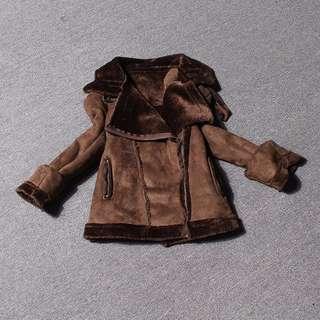 Women leather like jacket(size M/L)
