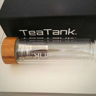 Tea Tank - Glass Tea Infuser