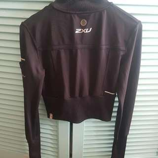 2xu Crop Jacket