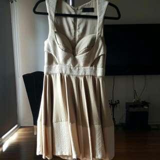 Nicola Finetti Dress Sz Small 8