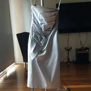 Karen Millen Dress Sz 8 Small