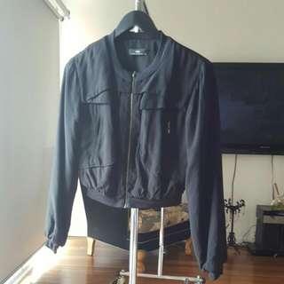 Cue Jacket Sz Sx 6